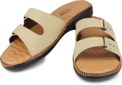 ZAAK Women Brown Flats