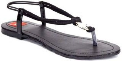 Shibha Footwear Women Black Flats