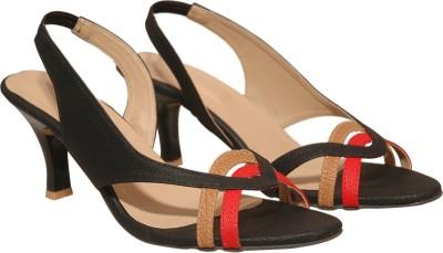 D&D Women Black Heels