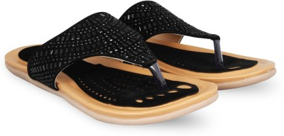Anand Archies Girls Black Flats