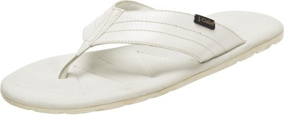 JCube Men White Sandals