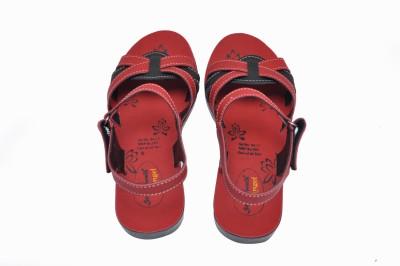 Stylewalk Women Red Flats