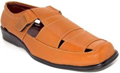 Aleg Men Tan Sandals