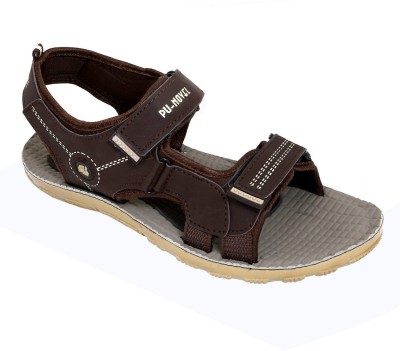GOWELL Boys, Men Brown Sandals