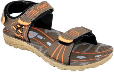 gowell Men Olive Sandals