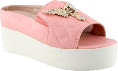Totes Gallore Women Pink Flats