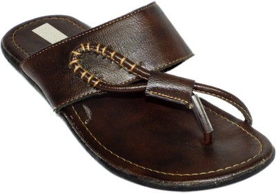 Maayas Men Brown Sandals
