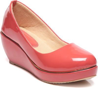 Elan Women Red Wedges