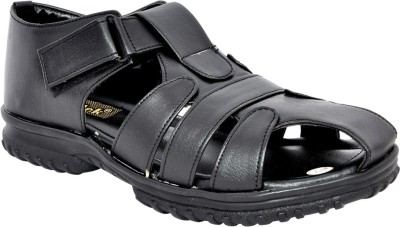 Altek Men Black Sandals