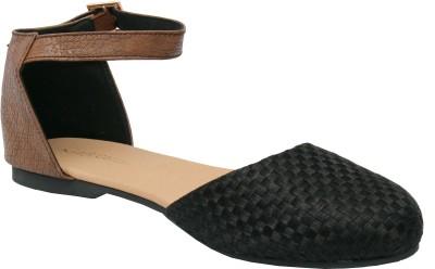 Kraft cellar Women Black Flats