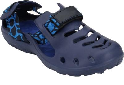 HNT Boys Navy Sandals