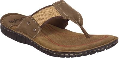 Invixo Men Olive Sandals