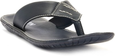 Twin Men Black Sandals