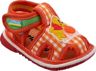 Offspring Baby Boys Orange Sandals