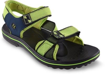 Amvi Men Green Sandals