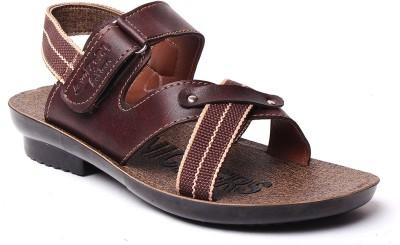 Rexona Men Brown Sandals