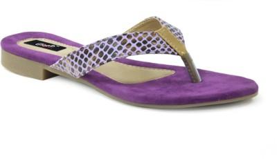 GISOLE Women Purple Flats