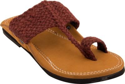 Belleza Men Brown Sandals