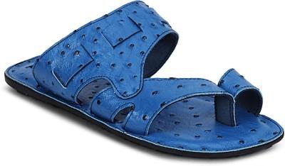 Get Glamr Men Blue Sandals