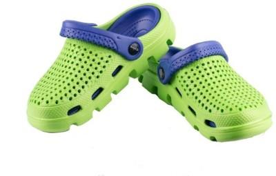 SPICE Boys Green, Blue Sandals