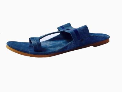 Kalakari Men Blue Sandals