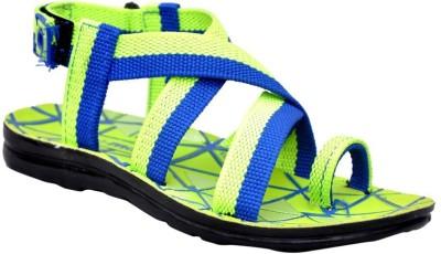MDI Boys Green Sandals