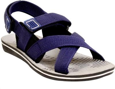 Sky Men Blue Sandals