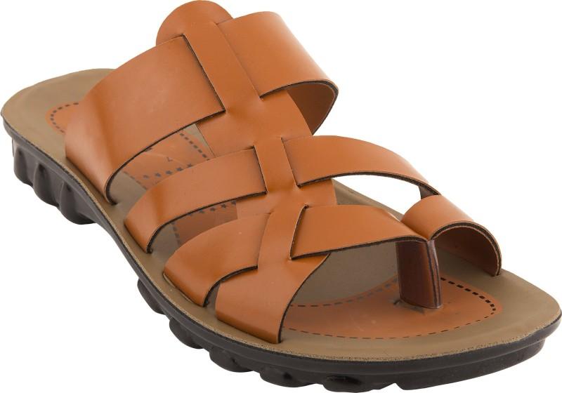 Roayals Men Camel::Beige Sandals