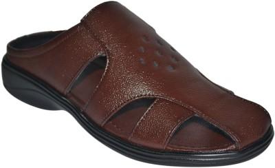 Black Sands Men Brown Sandals
