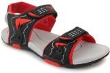 Touchwood Men Black Sandals