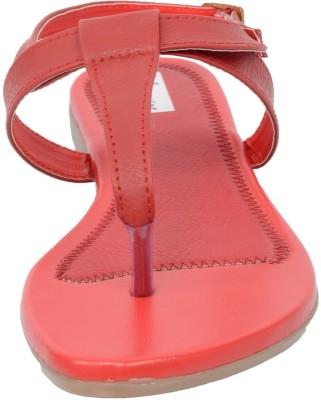 Ethnoware Women Pink Flats