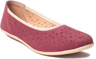 MSC Women Red Flats