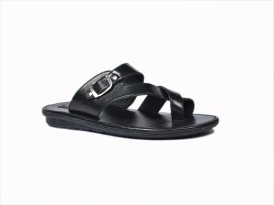 COMFORT PLUS Men Black Sandals