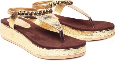 Laila Collection Women Brown Flats
