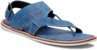 Bacca Bucci Men Blue Sandals
