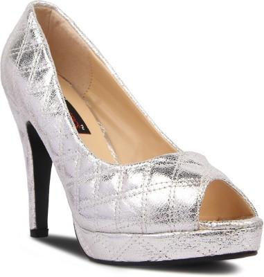 Kz Classics Women Silver Heels