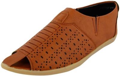 DA-DHICHI Men Tan Sandals