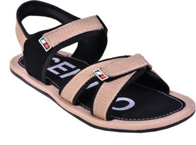 CENTTO Men Natural Sandals