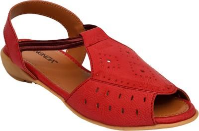 Vinenzia Women Red Flats