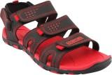 Frestol Men Red Sports Sandals