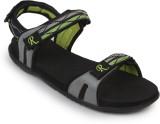 Lvi Men Green Sandals