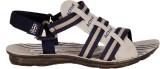 Active - Pu Men Grey Sandals