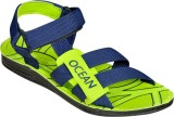 Delux Look Men Blue Sandals