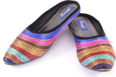 Tamanna Women Multicolor Flats