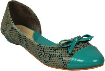 Espadrilles Girls Green Sandals