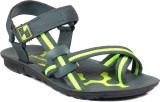 SCATCHITE Men Green Sandals