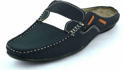 Factory Footcare Men Blue Sandals