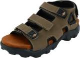Rick Rock Men Black Sandals