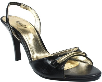Inc.5 Women Black Heels