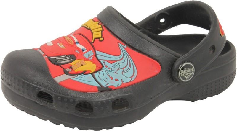 Disney Baby Boys Black Sandals
